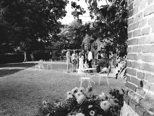 Le mariage de Simon et Karen à Neufchâtel-en-Bray, Seine-Maritime 77