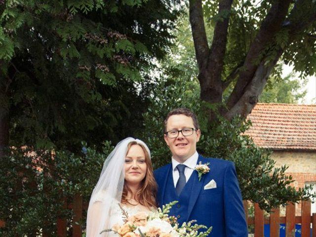 Le mariage de Simon et Karen à Neufchâtel-en-Bray, Seine-Maritime 38