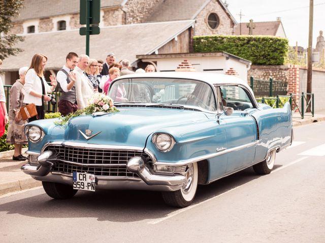 Le mariage de Jean-Charles et Elise à Gonneville-la-Mallet, Seine-Maritime 2