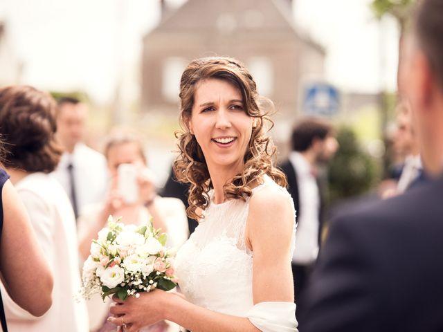 Le mariage de Jean-Charles et Elise à Gonneville-la-Mallet, Seine-Maritime 5