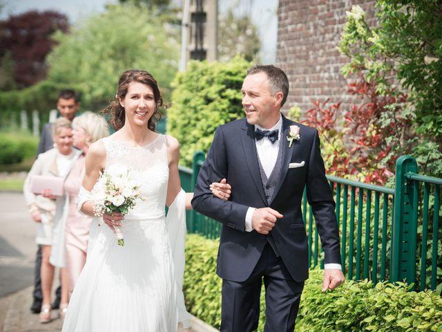 Le mariage de Jean-Charles et Elise à Gonneville-la-Mallet, Seine-Maritime 6