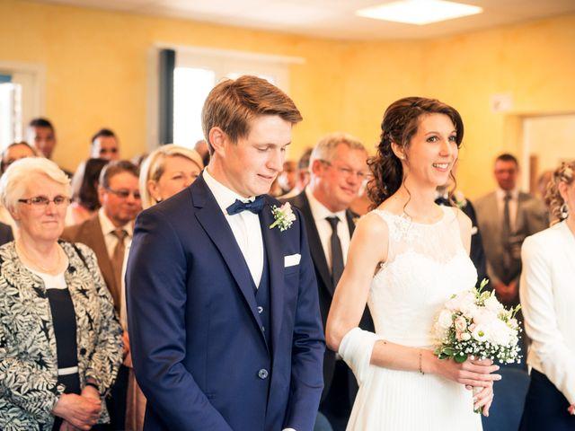 Le mariage de Jean-Charles et Elise à Gonneville-la-Mallet, Seine-Maritime 8