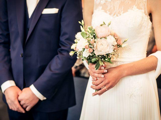 Le mariage de Jean-Charles et Elise à Gonneville-la-Mallet, Seine-Maritime 9