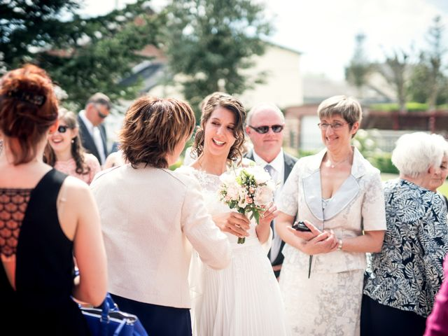 Le mariage de Jean-Charles et Elise à Gonneville-la-Mallet, Seine-Maritime 13