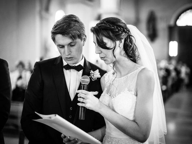 Le mariage de Jean-Charles et Elise à Gonneville-la-Mallet, Seine-Maritime 22