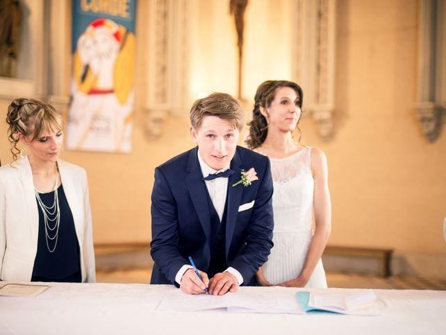 Le mariage de Jean-Charles et Elise à Gonneville-la-Mallet, Seine-Maritime 27