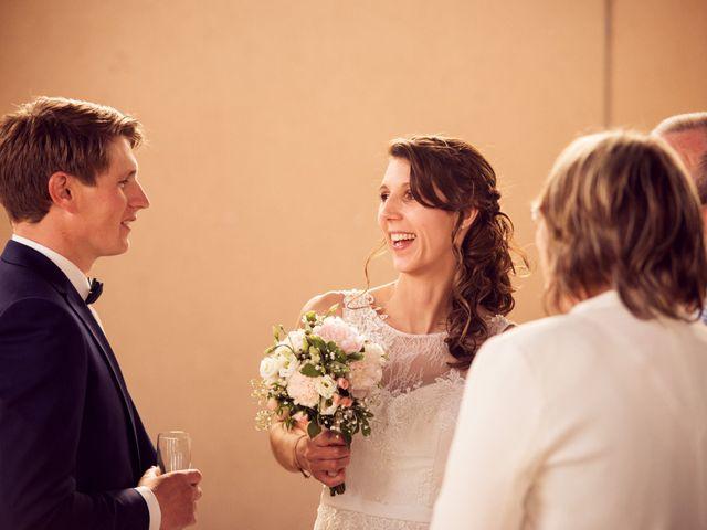 Le mariage de Jean-Charles et Elise à Gonneville-la-Mallet, Seine-Maritime 35