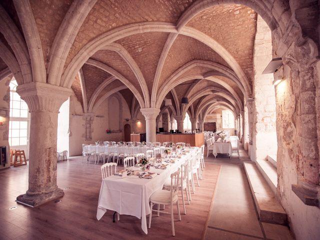 Le mariage de Jean-Charles et Elise à Gonneville-la-Mallet, Seine-Maritime 40