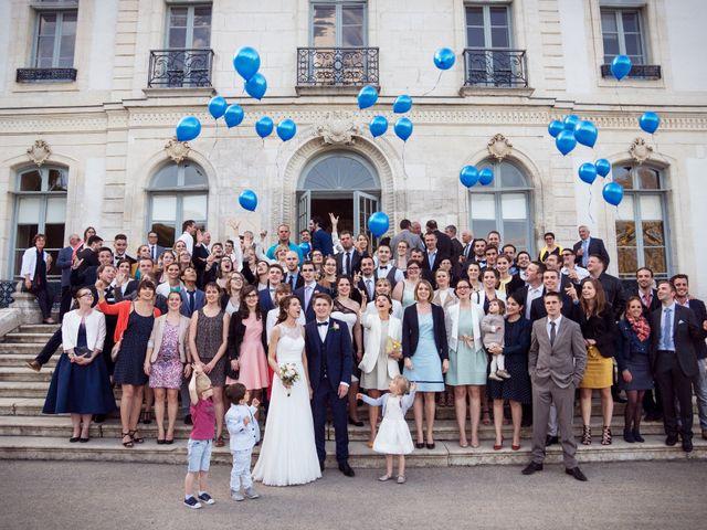 Le mariage de Jean-Charles et Elise à Gonneville-la-Mallet, Seine-Maritime 43