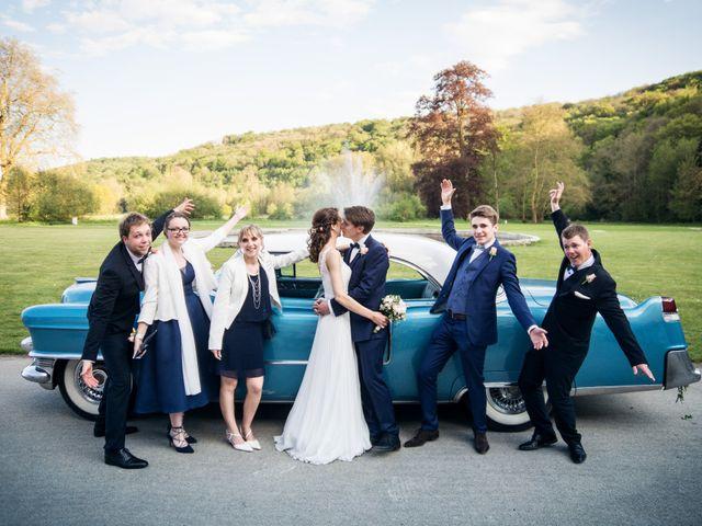 Le mariage de Jean-Charles et Elise à Gonneville-la-Mallet, Seine-Maritime 44
