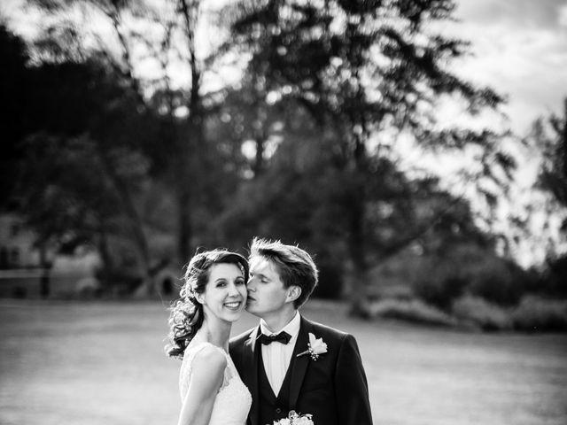 Le mariage de Jean-Charles et Elise à Gonneville-la-Mallet, Seine-Maritime 55