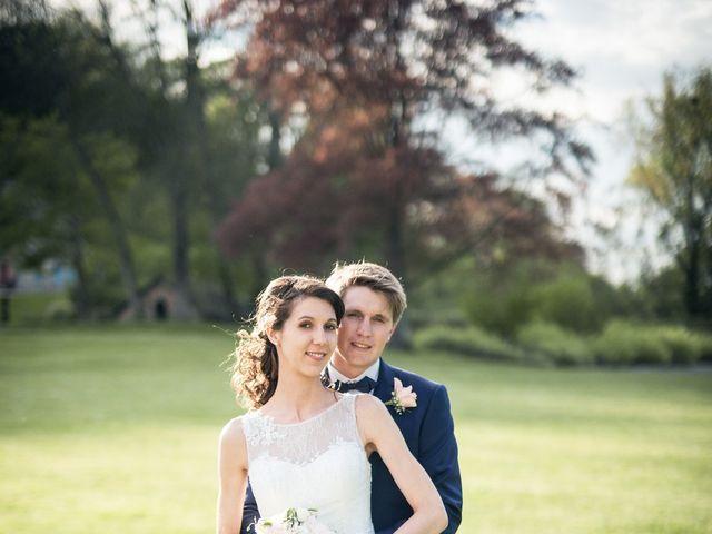 Le mariage de Jean-Charles et Elise à Gonneville-la-Mallet, Seine-Maritime 58