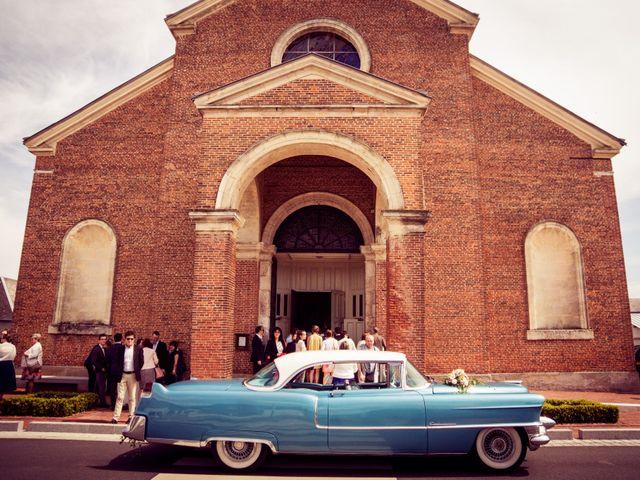 Le mariage de Jean-Charles et Elise à Gonneville-la-Mallet, Seine-Maritime 15