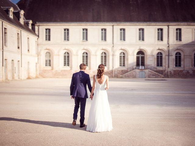 Le mariage de Jean-Charles et Elise à Gonneville-la-Mallet, Seine-Maritime 61