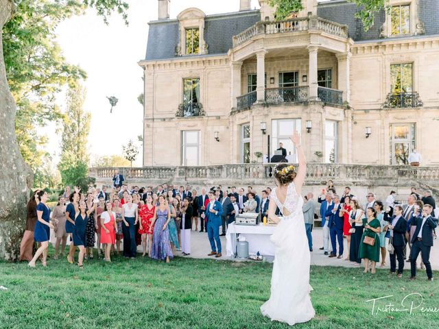 Le mariage de Aymeric et Charlotte à Bordeaux, Gironde 24