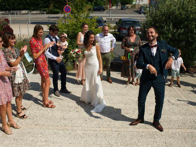 Le mariage de Florian et Camille à Blanquefort, Gironde 11