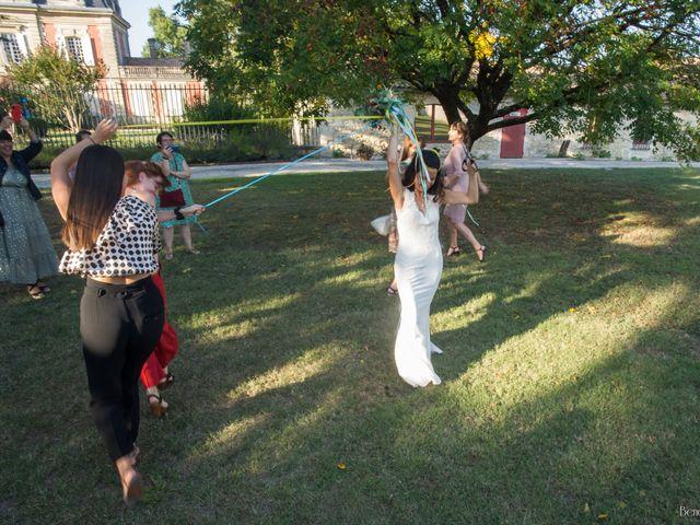 Le mariage de Florian et Camille à Blanquefort, Gironde 25