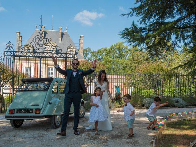 Le mariage de Florian et Camille à Blanquefort, Gironde 38