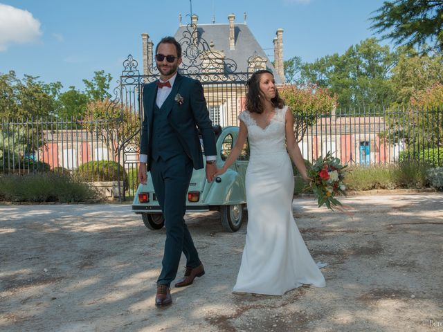 Le mariage de Camille et Florian