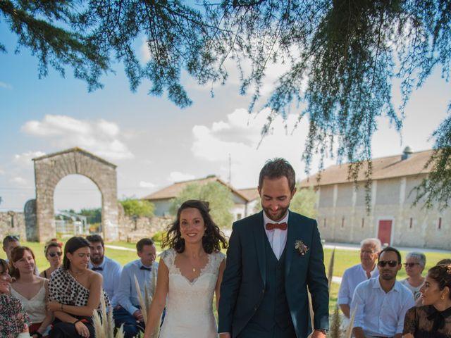 Le mariage de Florian et Camille à Blanquefort, Gironde 39
