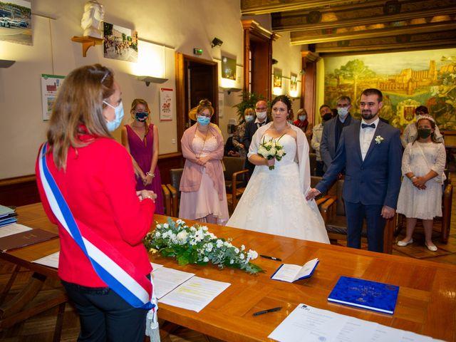 Le mariage de Maxence et Laura à Albi, Tarn 7