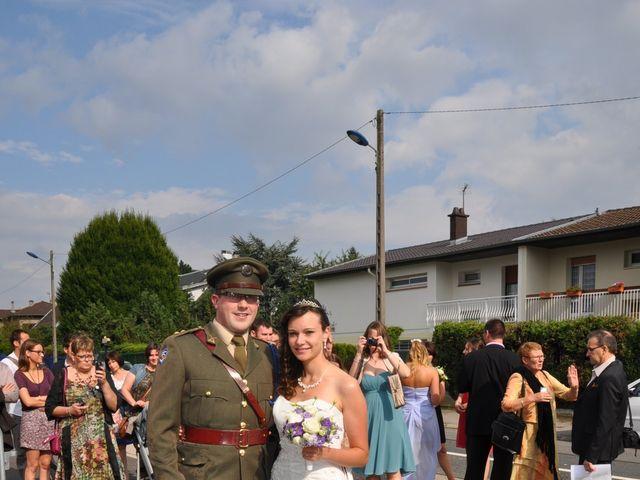 Le mariage de Aude et Liam à Seichamps, Meurthe-et-Moselle 7