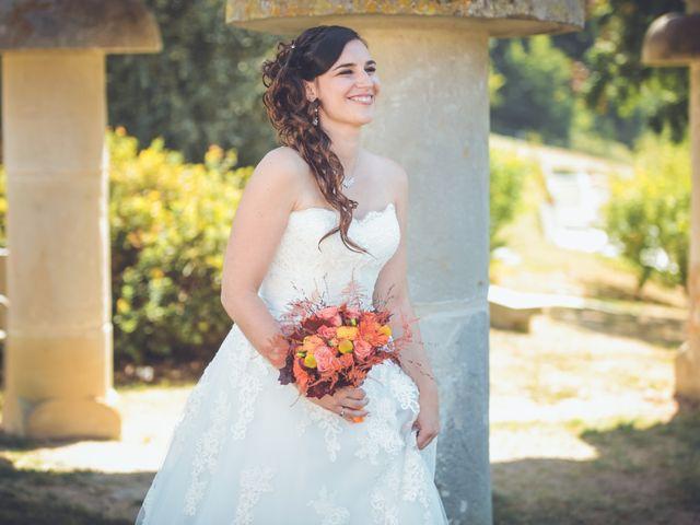 Le mariage de Benjamin et Laure à Serviès, Tarn 3