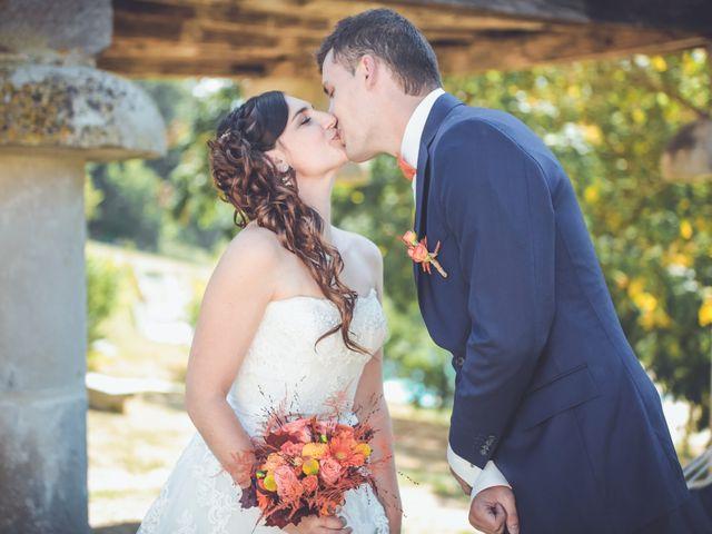 Le mariage de Benjamin et Laure à Serviès, Tarn 4