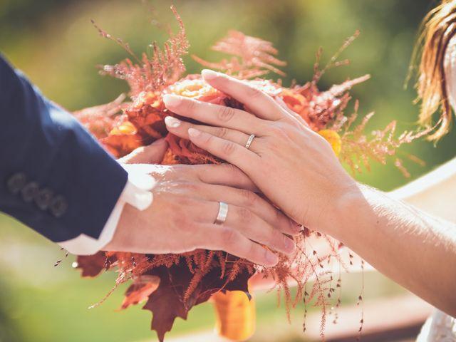 Le mariage de Benjamin et Laure à Serviès, Tarn 13