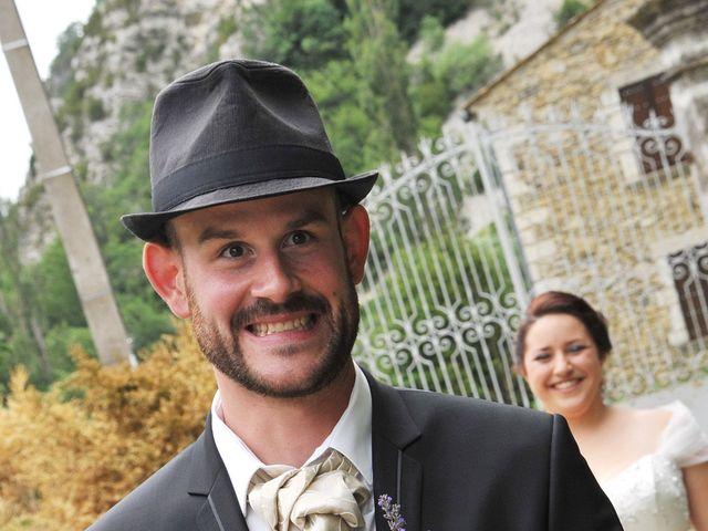 Le mariage de Philippe et Alizée  à Nyons, Drôme 14