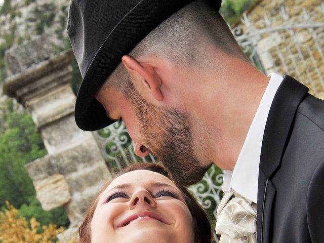 Le mariage de Philippe et Alizée  à Nyons, Drôme 15