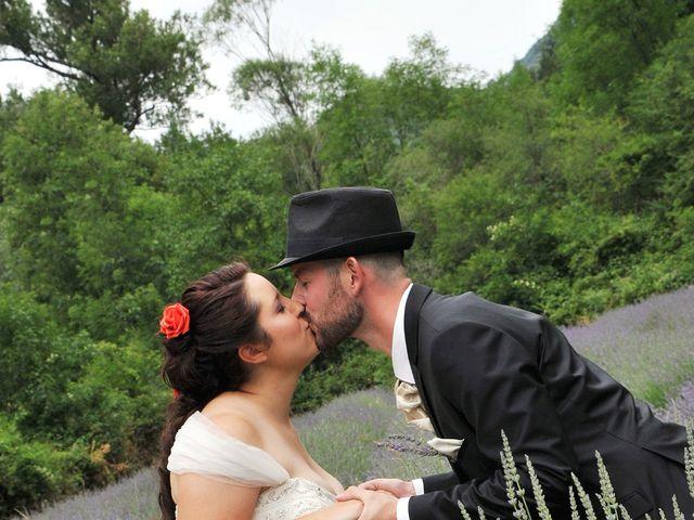 Le mariage de Philippe et Alizée  à Nyons, Drôme 16