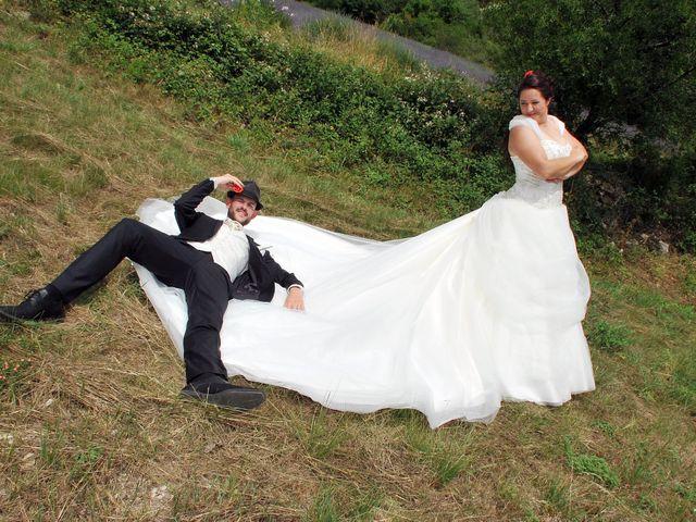 Le mariage de Philippe et Alizée  à Nyons, Drôme 22