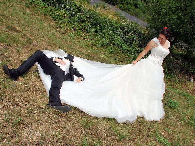 Le mariage de Philippe et Alizée  à Nyons, Drôme 23