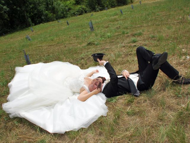Le mariage de Philippe et Alizée  à Nyons, Drôme 24