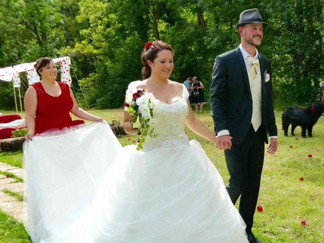 Le mariage de Philippe et Alizée  à Nyons, Drôme 31