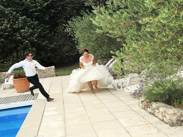 Le mariage de Philippe et Alizée  à Nyons, Drôme 36