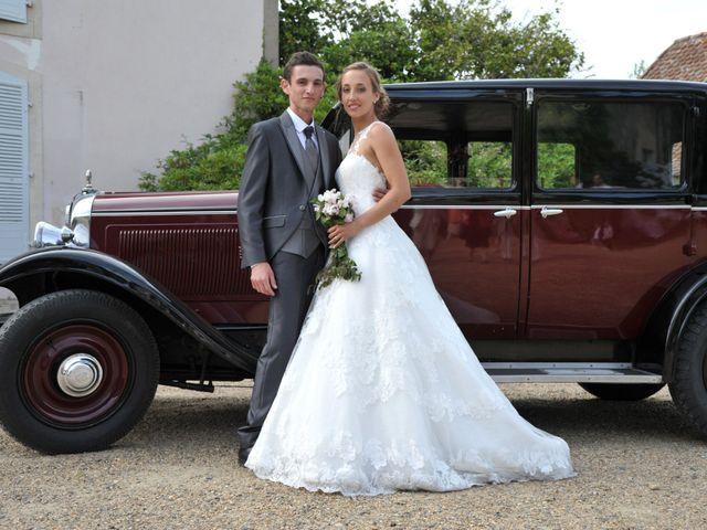 Le mariage de guillaume et marie-alice à Dax, Landes 3