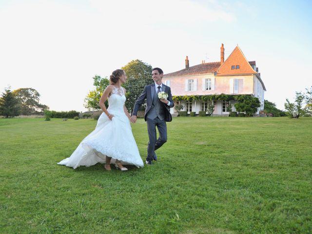 Le mariage de guillaume et marie-alice à Dax, Landes 9