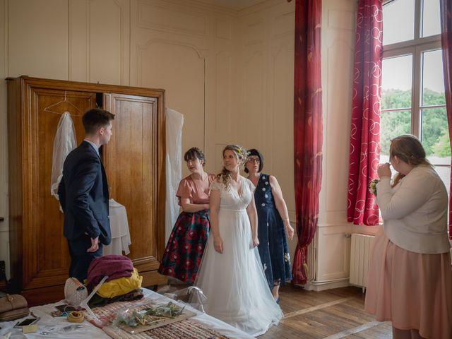 Le mariage de Hervé et Lucie à Mézières-sur-Couesnon, Ille et Vilaine 24