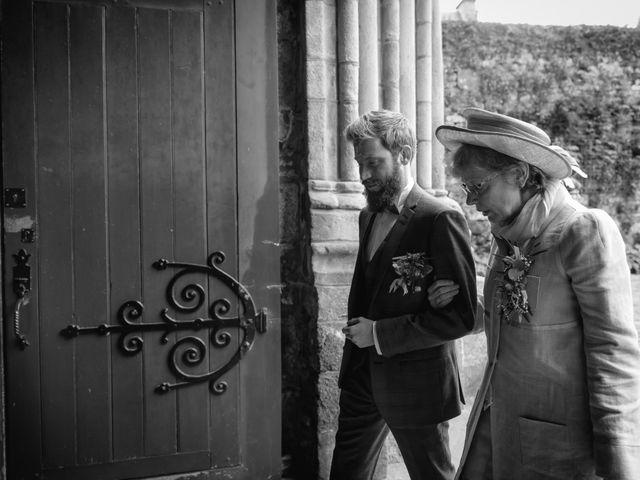 Le mariage de Hervé et Lucie à Mézières-sur-Couesnon, Ille et Vilaine 28