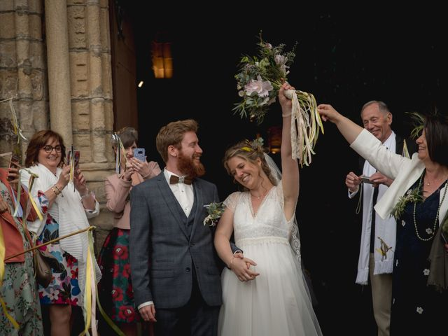Le mariage de Hervé et Lucie à Mézières-sur-Couesnon, Ille et Vilaine 34