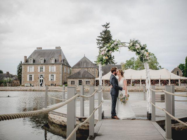 Le mariage de Hervé et Lucie à Mézières-sur-Couesnon, Ille et Vilaine 45