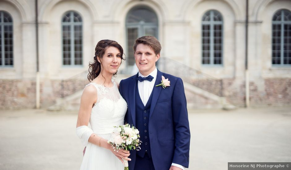 Le mariage de Jean-Charles et Elise à Gonneville-la-Mallet, Seine-Maritime