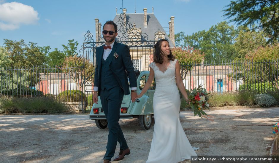 Le mariage de Florian et Camille à Blanquefort, Gironde