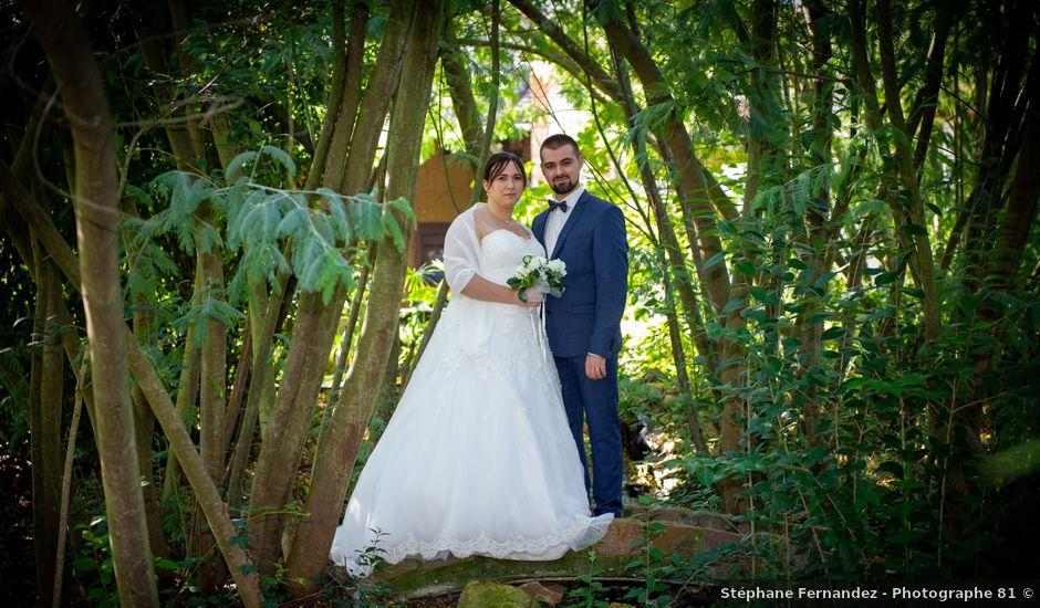 Le mariage de Maxence et Laura à Albi, Tarn