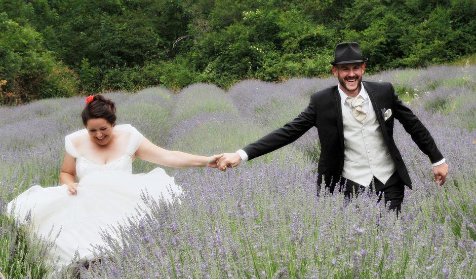 Le mariage de Philippe et Alizée  à Nyons, Drôme