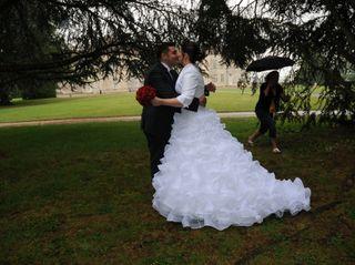 Le mariage de Aurélie et Romain 1