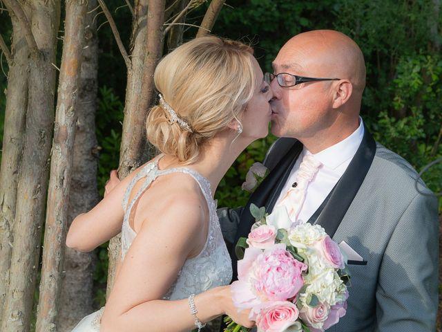 Le mariage de Nathalie et José