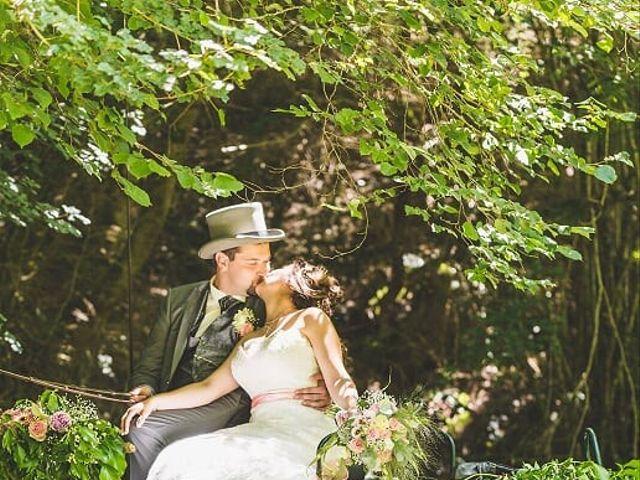 Le mariage de Benoît et Laurine à Vénès, Tarn 5